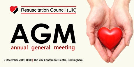 RC (UK) AGM 2019 tickets