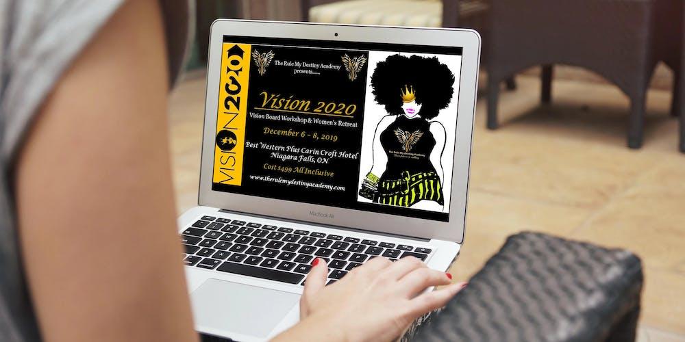 2020 Best Board Games Vision 2020 Vision Board Manifestation Workshop and Women's