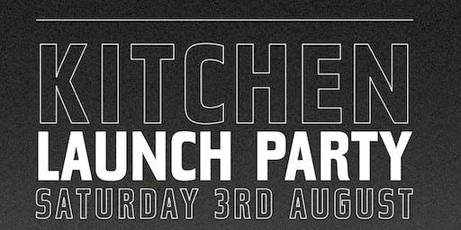 Kitchen Launch Party: Locavore Eats!