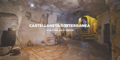 Tour di Castellaneta Sotterranea con degustazione biglietti