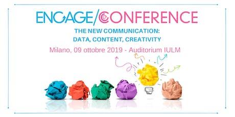 Engage Conference 2019 biglietti