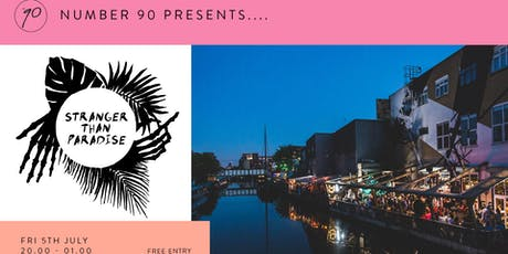 Number 90 Presents Stranger Than Paradise tickets
