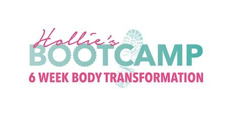 Hollie's Bootcamp July 2019 tickets