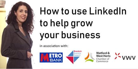Using LinkedIn to create leads for your business: 1/2-day training workshop tickets