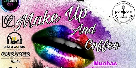 Makep & Coffee tickets