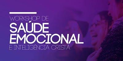 Workshop Saúde Emocional e Inteligência Cristã