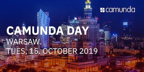 Camunda Day Warsaw tickets