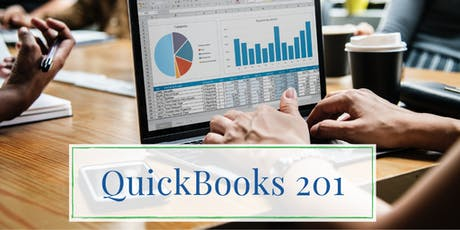 QuickBooks Training 201 tickets