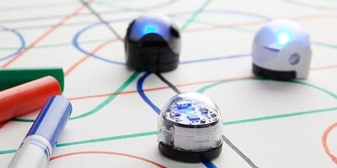 Coding with Ozbots