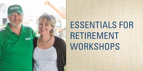 Essentials for Retirement Planning - Jackson tickets