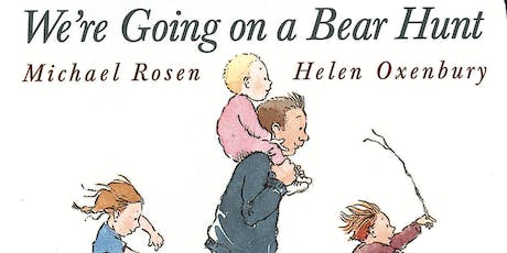 Active Storytime: We're Going on a Bear Hunt! tickets