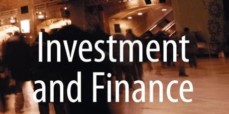 Investment and Finance for your Business tickets