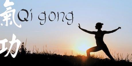 QiGong l'Arte del Respiro biglietti