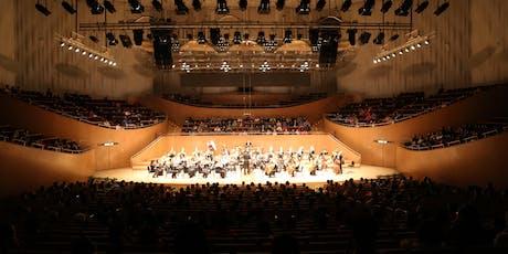 Mozart Clarinet Concerto and Rheinberger Organ Concerto 2 tickets