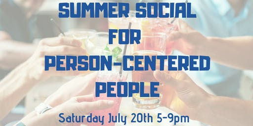 Summer Social Hosted by NU Planetree Student Committee