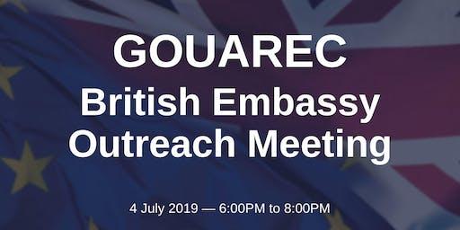 British Embassy Citizens Outreach - GOUAREC