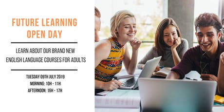 Future Learning Open Day -English Course tickets