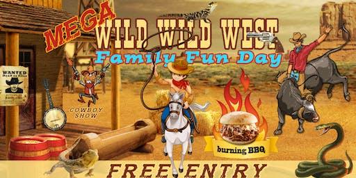 MEGA Wild Wild West Family Fun Day!