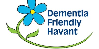 Dementia Friendly Community Event - Postponed until 10th June 2020