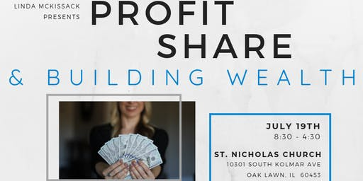 Profit Share Mastery & Building Wealth With Linda Mckissack