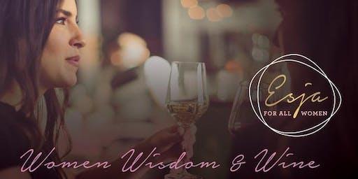 Women Wisdom and Wine