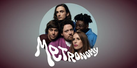 Metronomy | Hamburg Tickets