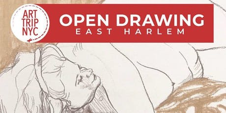 Open Drawing: East Harlem tickets