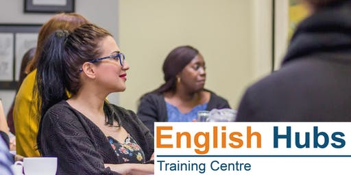 English Hubs Training Day One - Birmingham
