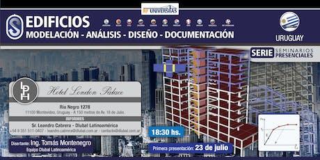 Seminario técnico presencial de EDIFICIOS - Reunión técnica presencial en Montevideo, Uruguay entradas