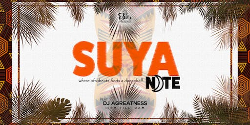 Suya Nite (ReLoaded)