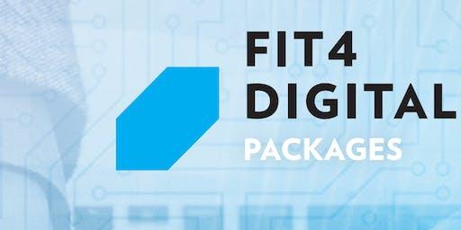 Fit 4 Digital Packages - Soirée de lancement