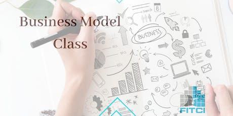Startup-U Business Model Class tickets