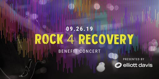 Rock for Recovery Benefit Concert featuring Sister Hazel