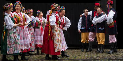 10th Anniversary of Polish Folk Dance Group Koniczyna