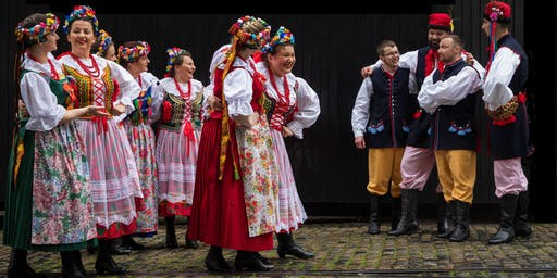 10th Anniversary of Polish Folk Dance Group Koniczyna