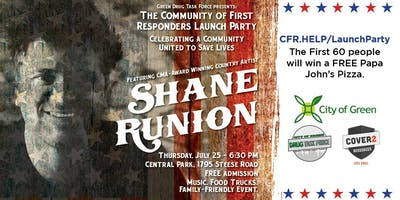 Community of First Responders Launch Party