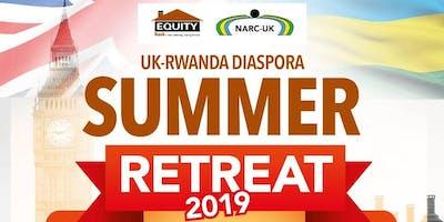 UK Rwanda Diaspora SUMMER Retreat 2019