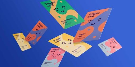 Ueno NY Chatty Hour with Alejandro Masferrer, creator of Triggers Cards