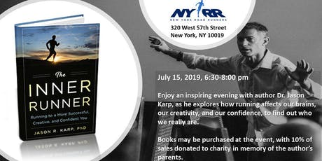 NYRR Book Club: The Inner Runner tickets