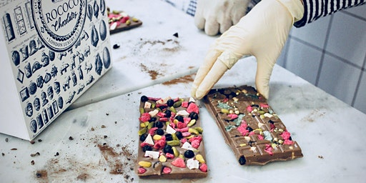 Rococo Chocolates Bar Making Experience