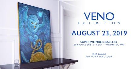 Veno Exhibition 2019 tickets