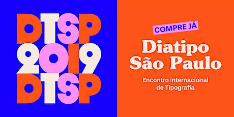 Palestras DiaTipo São Paulo 2019 ingressos