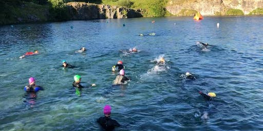 Kids Introduction to Open Water Swimming
