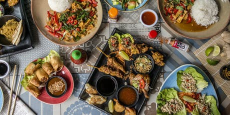 Tampopo Taste Tour of Thailand @ Albert Square - £18 tickets