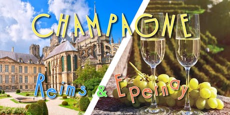 Voyage en Champagne : Reims & Epernay - DAY TRIP billets