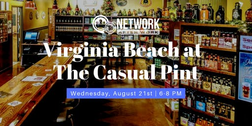 Network After Work Virginia Beach at The Casual Pint