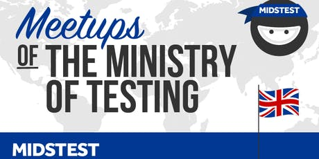 July #MidsTest with Louise Gibbs - Record and Playback in Test Automation tickets
