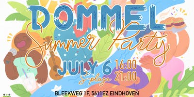 Dialogue Tables @Dommel Summer Party - July 6, 2019