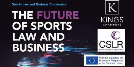 The Future of Sports Law & Business tickets