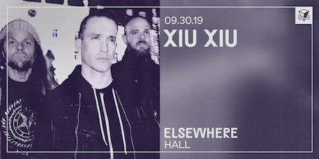 Xiu Xiu @ Elsewhere (Hall) tickets